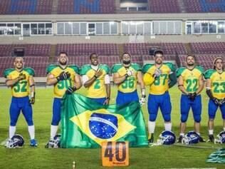 Seleção brasileira está no grupo B, juntamente com França, Austrália e Coreia do Sul