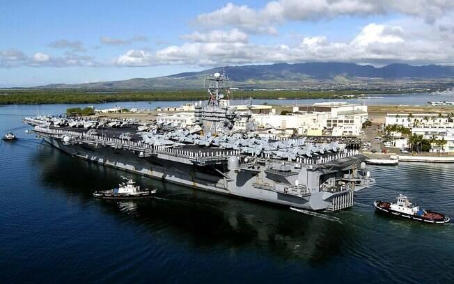 Base de Pearl Harbour