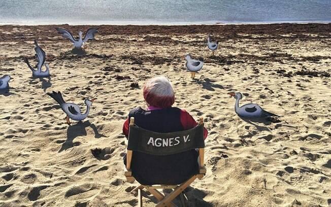 Documentário sobre a vida da diretora Agnès Varda