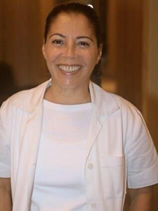 Cristina deu vida a Mercedes, da novela Paraíso Tropical