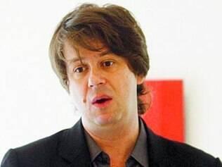 Rodrigo Moura, curador da exposição de Inhotim