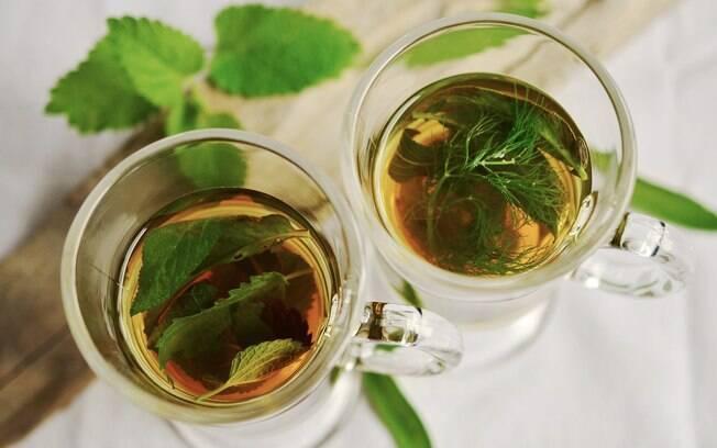 Durante o jejum bebidas como chás e café sem açúcar são liberadas