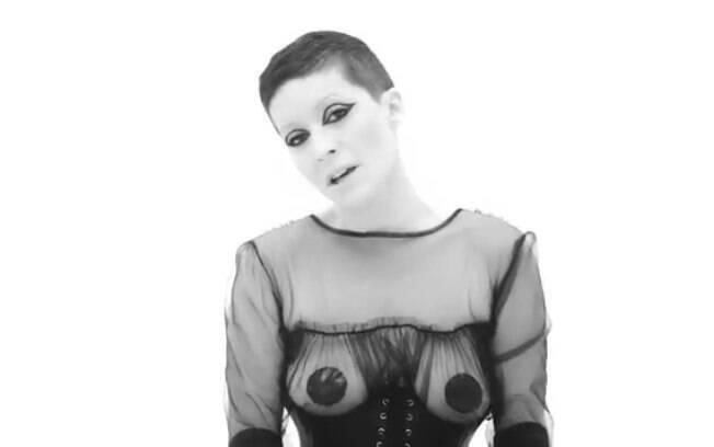 Patrícia Marx é conhecida por ser ex-integrante do grupo infantil Trem da Alegria