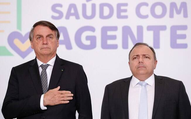 Presidente orientou ministro a mostrar perigos da vacina contra Covid-19 à população