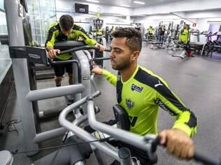 Rafael Carioca espera ficar na Cidade do Galo conquistar mais títulos com o Atlético