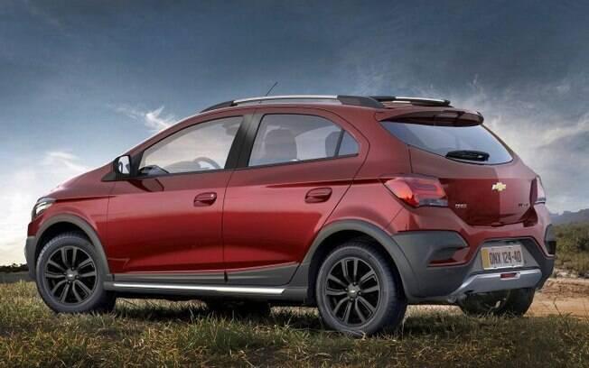Chevrolet Onix em versão conceitual mostrada no Lollapalooza 2018 servirá de base para a novidade a ser lançada