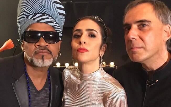 Carlinhos, Marisa e Arnaldo