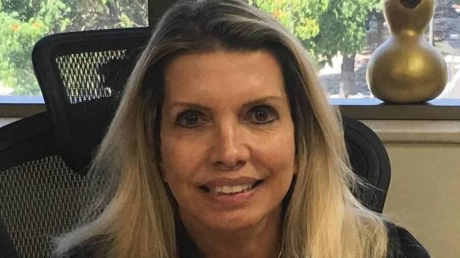A desembargadora Marília de Castro Neves Vieira, que publicou acusações falsas sobre a vereadora assassinada Marielle Franco