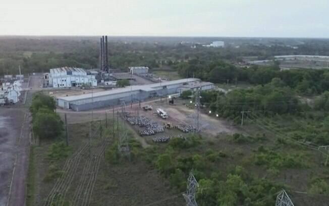 Usina termelétrica de Santana deve receber geradores que chegaram ao estado