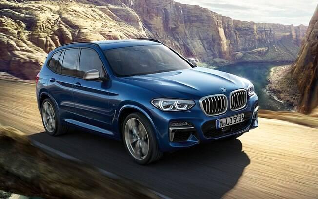 BMW X3 eletrificado chega para competir com o Volvo XC60 híbrido plug-in, um dos poucos da categoria no Brasil