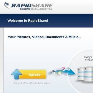 Rapidshare é considerado um serviço legal na Alemanha