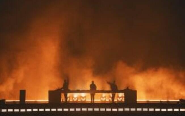 Show Swedish House Mafia