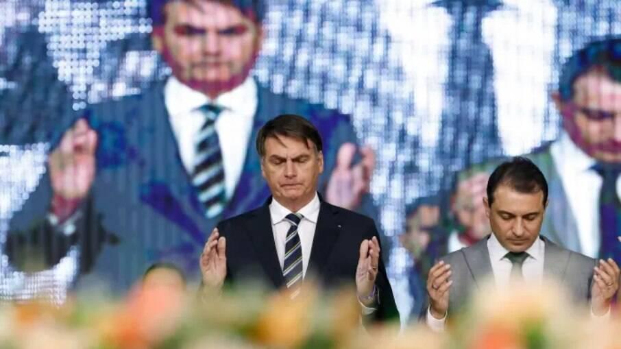 Jair Bolsonaro passou a perder apoio de evangélicos