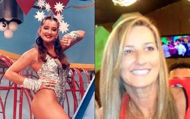 Regina Magalhães, a Regina Polivalente, se formou em educação física, foi ambulante na praia, se casou com jogador de futebol