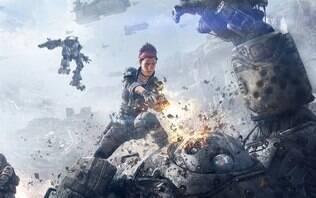 Titanfall é bem similar no Xbox One e no PC - Home - iG