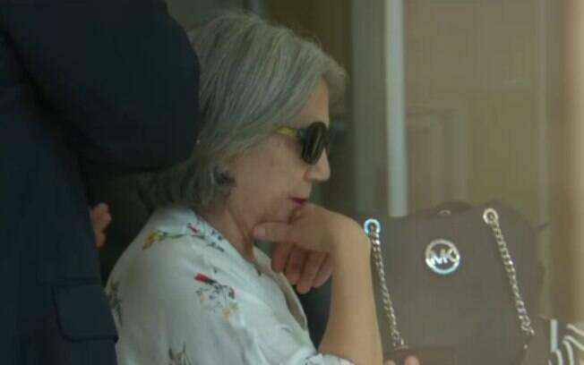 Maria de Lourdes Paixão, suposta candidata laranja do PSL