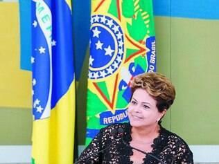 Folga. Apesar das crises enfrentadas no início do ano, Dilma Rousseff ainda venceria no primeiro turno