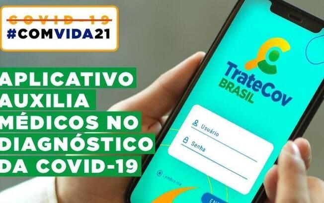 Covid: estudo base do app TrateCov ofereceu 'tratamento precoce' para recrutar participantes