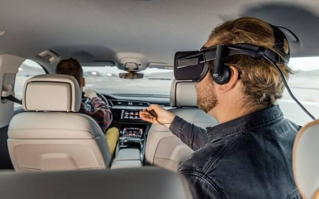 Por meio de movimentos, visitante do CES 2019 poderá interagir com a tecnologia de última geração