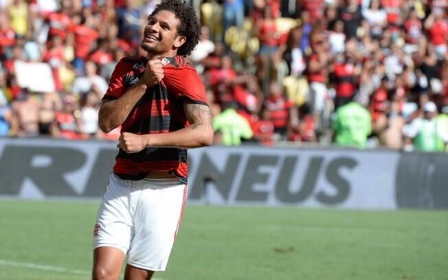 William Arão abriu o placar para o Flamengo na rodada de domingo do Carioca