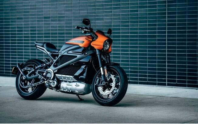 Harley-Davidson LiveWire é, segundo a marca, inovação em vários sentidos. O maior deles é o visual, diferente das Harley