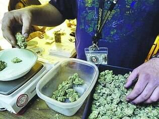 O Uruguai legalizou a maconha  em dezembro do ano passado