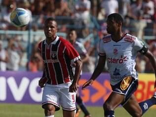 Luis Fabiano alcança a marca de 200 gols no São Paulo e é terceiro maior artilheiro do clube