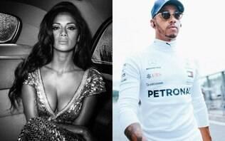 Nicole Scherzinger e Lewis Hamilton têm vídeo íntimo vazado