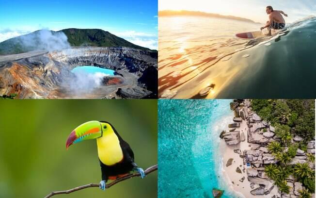 De reservas naturais a praias e surfe, você vai se encantar com a variedade de opções de o que fazer na Costa Rica