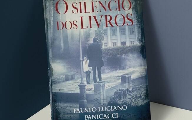 Novo livro de Fausto Panicacci retrata um futuro sem livros.