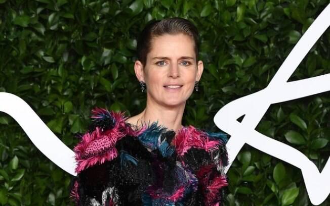 Stella ficou conhecida por seu visual andrógino e por trabalhar com as maiores marcas de luxo