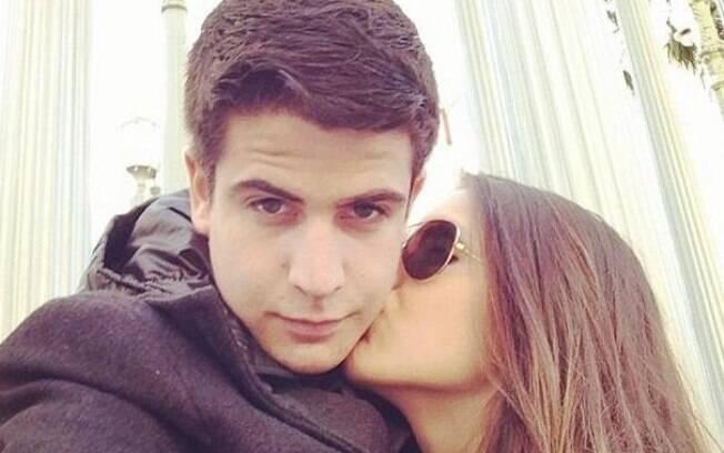 Antes da temporada carioca, Enzo e Rafaella curtiram Los Angeles, nos Estados Unidos