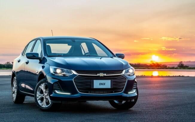 Chevrolet Onix Plus agora parte de R$ 59.290 na versão com motor aspirado e câmbio manual de seis marchas