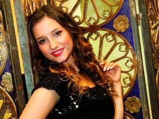 Lorena é irmã da atriz Bianca Comparato