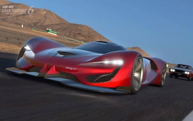 O SRT Tomahawk tem uma versão com mais de 2.500 cv e que alcança até 555 km/h!