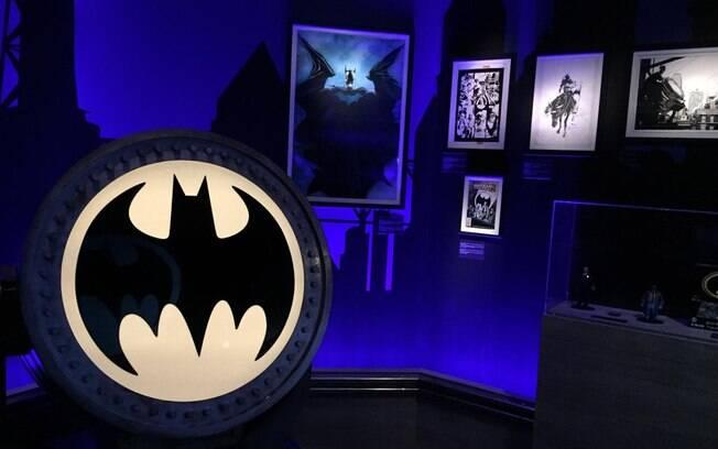 Delegacia de Gotham City
