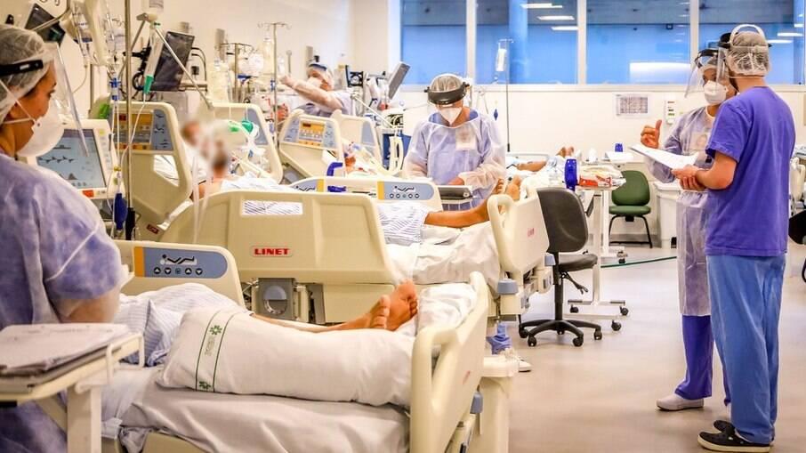 SP: Hospital das Clínicas abre 163 novos leitos destinados a pacientes com Covid