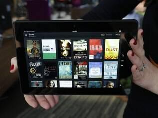 Kindle Fire HDX é o novo tablet da Amazon