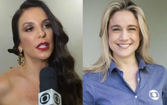 Fernanda Gentil e Ivete Sangalo