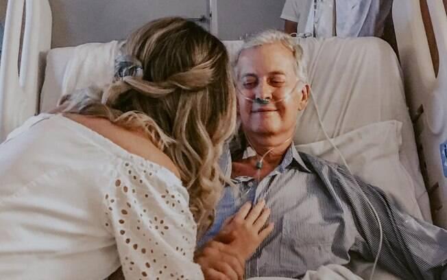 casamento no hospital