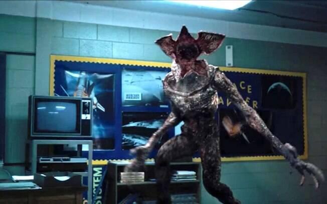 Aparentemente, algumas pessoas se sentem atraídas pelo Demogorgon, criatura aterrorizante de 'Stranger Things'