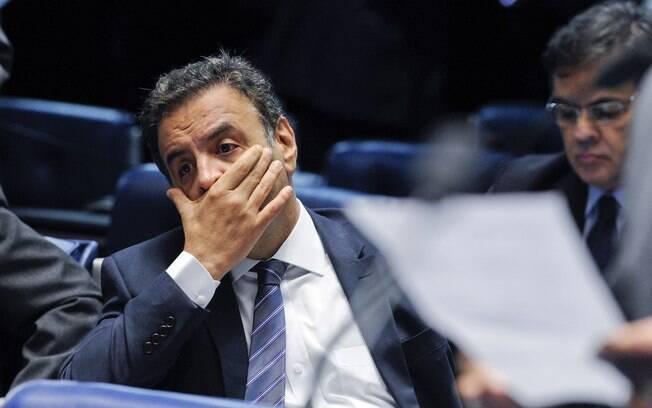 Aécio Neves teria pedido R$ 2 milhões em propina para pagar sua defesa no âmbito das investigações da Lava Jato