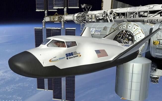 """Nasa quer """"táxis"""" para a Estação Espacial - Ciência - iG"""