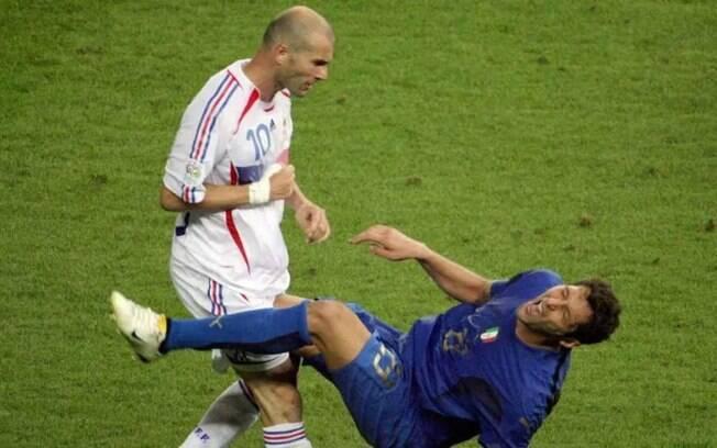 Zidane x Materazzi