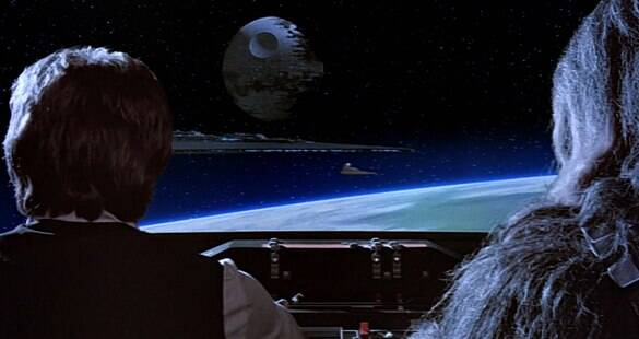 """Nos 40 anos de """"Star Wars"""",  destacamos a evolução da franquia"""