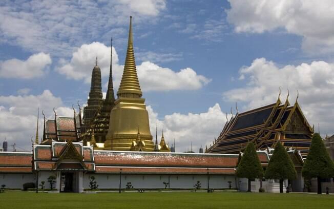 Bangkok, capital da Tailândia
