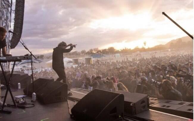 O único dos festivais de música que fica no meio do deserto acontecerá no fim da primeira quinzena de outubro de 2019