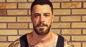 Felipe Titto é detido ao abordar homem que abandonou cachorro
