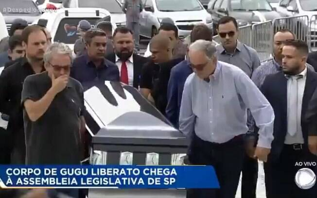 Velório Gugu Liberato
