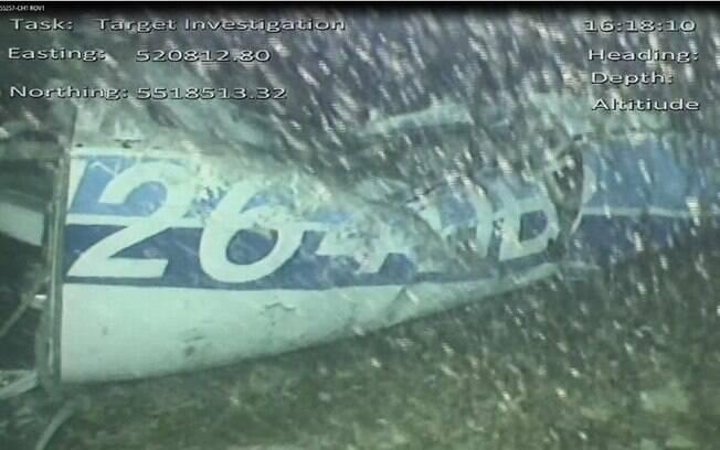 Destroços do avião de Emiliano Sala foram encontrados no domingo